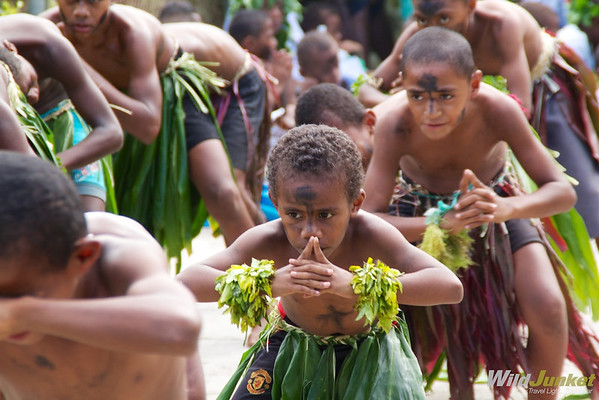 The children of Levuka