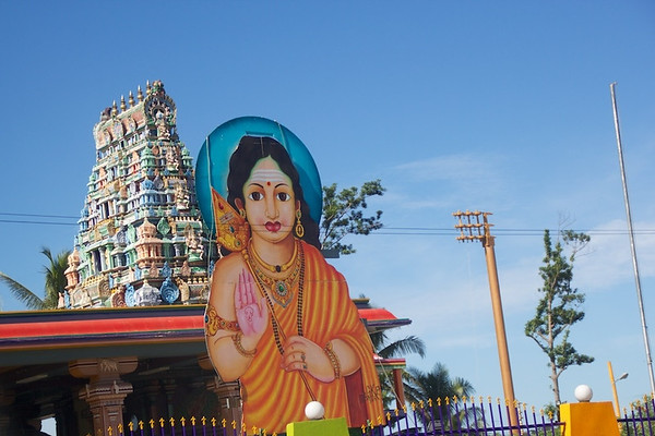 Nadi's Hindu temple is the largest in the Southern hemisphere