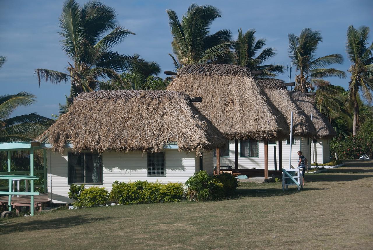 Resort accommodation in Yasawa Islands, Fiji