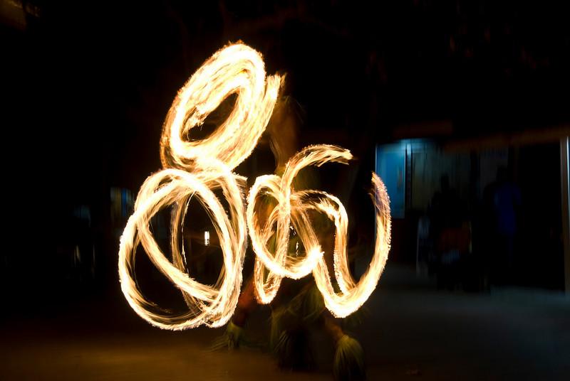 Fire Dancers - Yasawa Islands, Fiji
