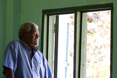 A local man in Yasawa Islands, Fiji