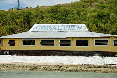 Coral View resort in Yasawa Islands, Fiji