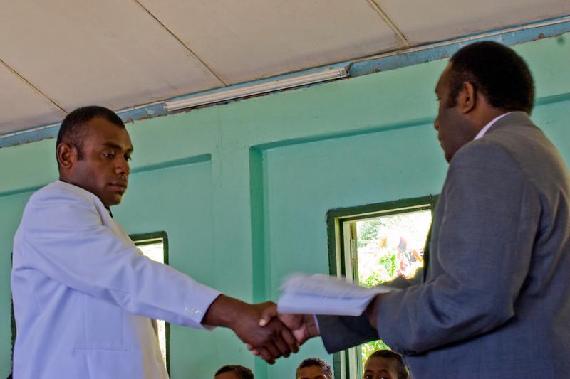 Local men in Yasawa Islands, Fiji