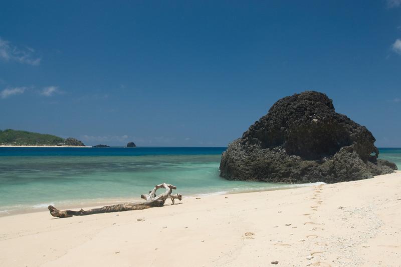 The beach of Yasawa Islands, Fiji