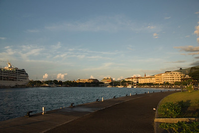 Papeete Harbor