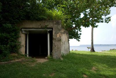 Japanese Bunker - Guam