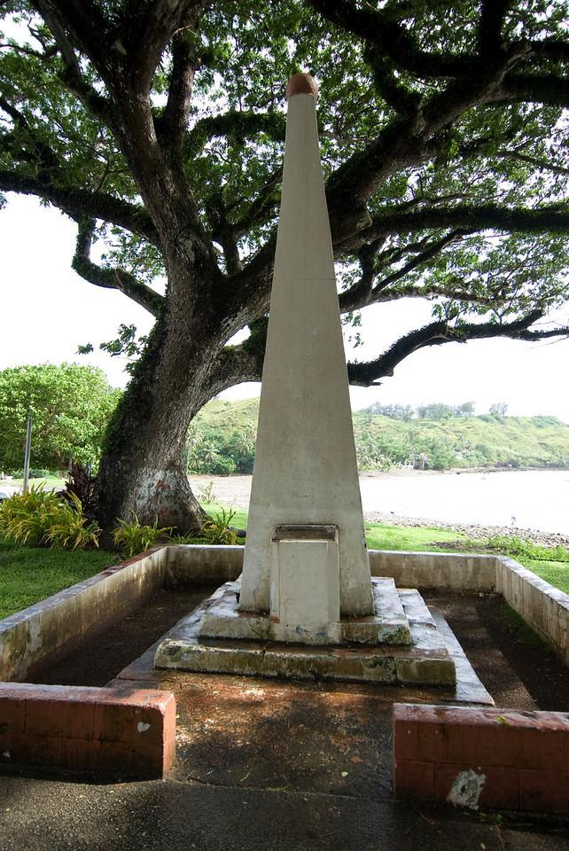 Magellean Landing Monument - Guam