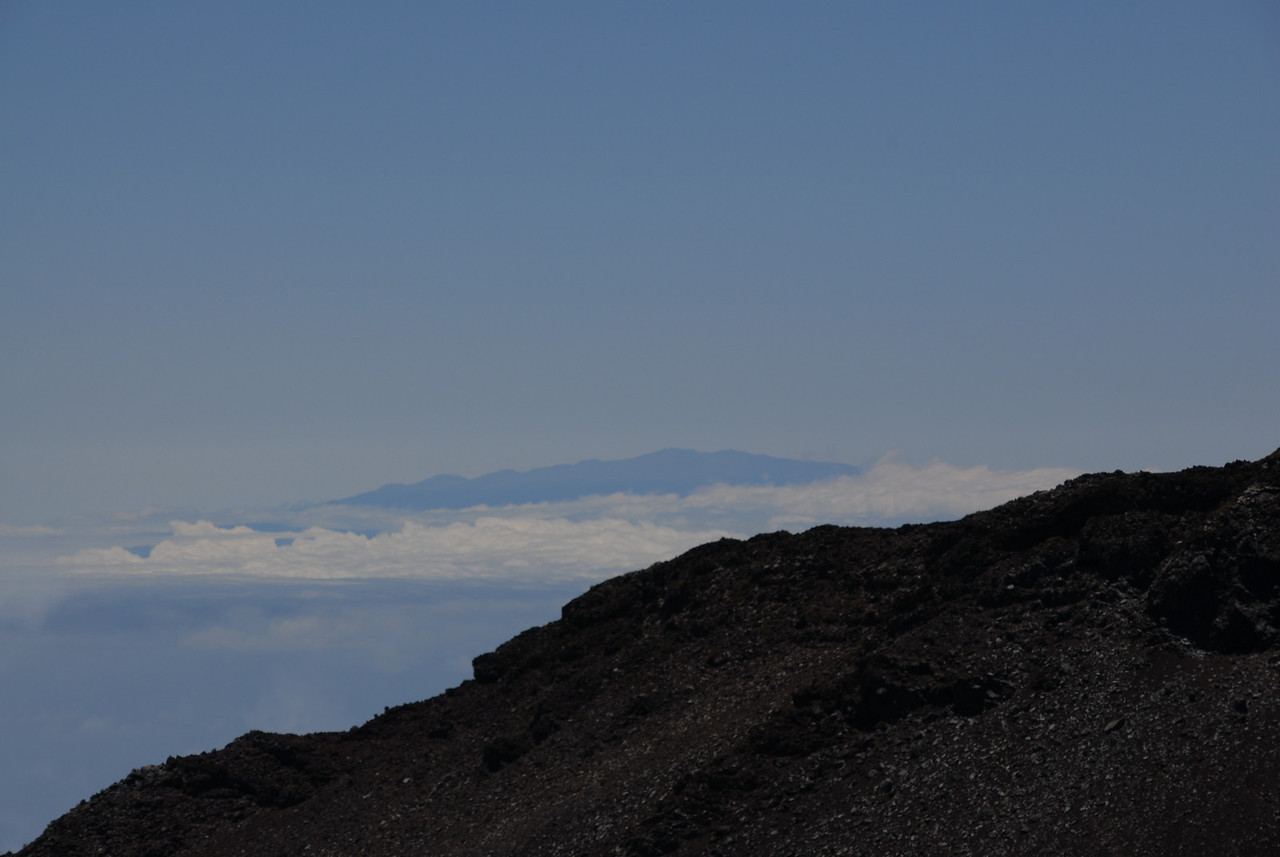 Haleakala National Park region - Maui, Hawaii