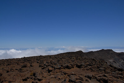 Haleakala National Park in Maui, Hawaii