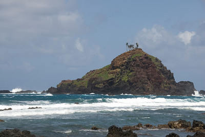 Hana Coast Island in Hawaii