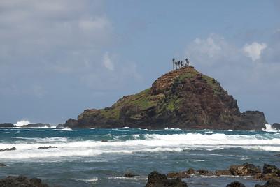Hana Coast Island in Hawaii