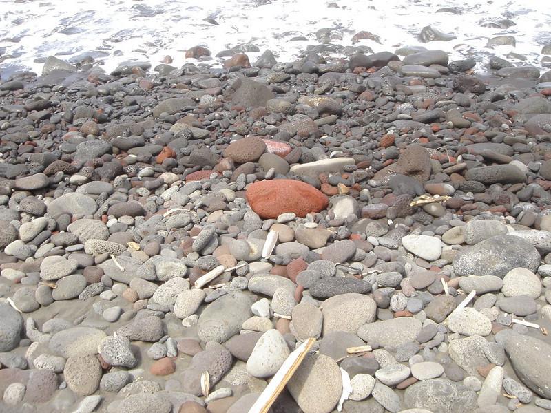 Rocks on the beach - Hawaii