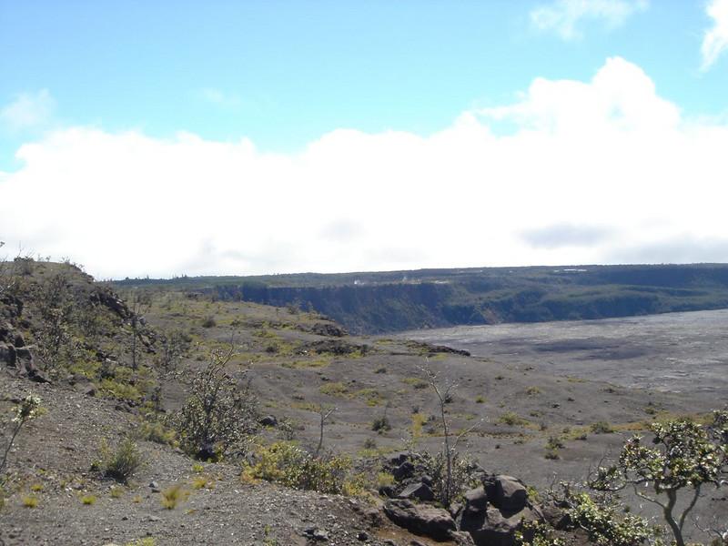 Scenery in the island of Hawaii