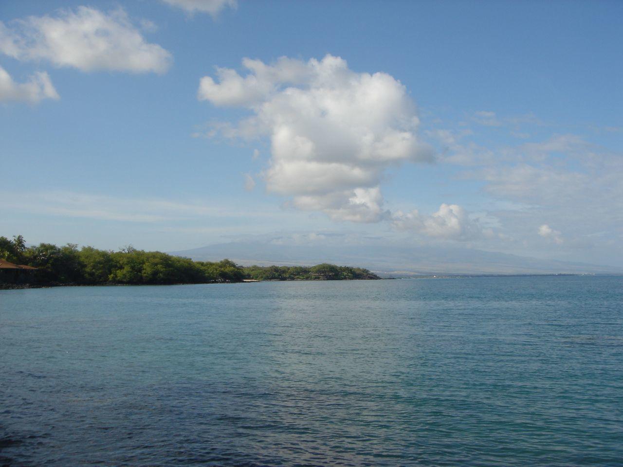 Seascape in Hawaii