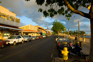Front St. in Lahaina