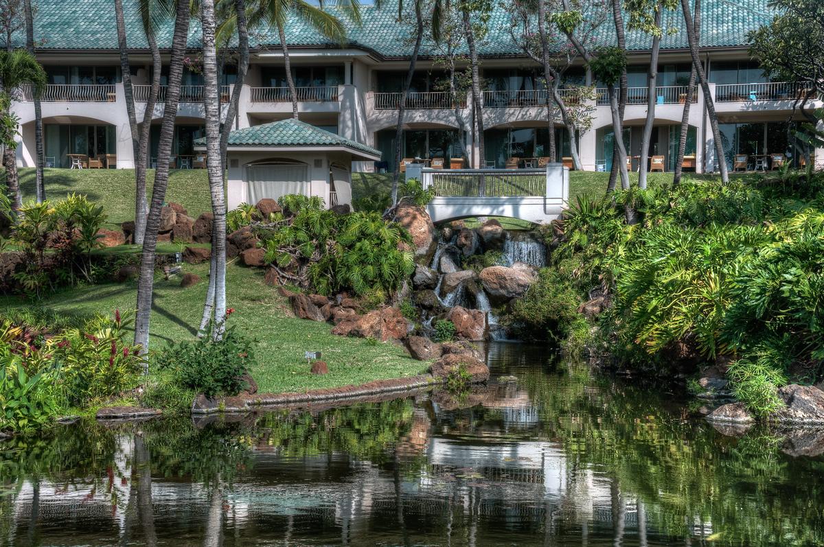 Four Seasons at Manele Bay