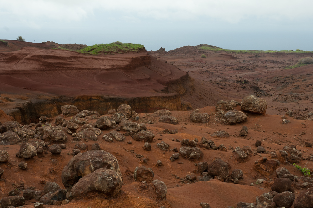 Garden of the Gods, Lanai Hawaii