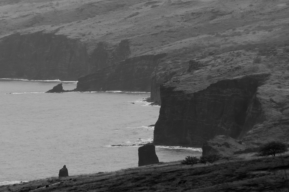 Cliffs of Lanai