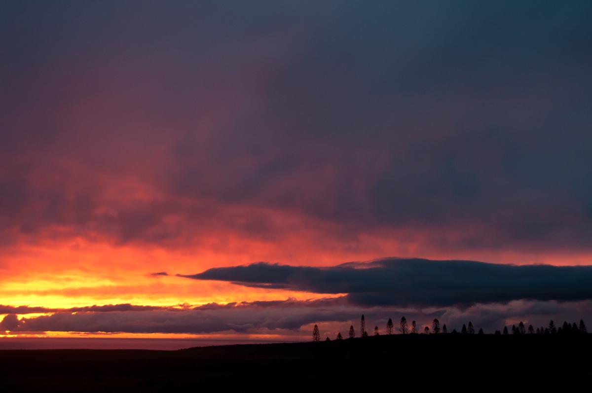 Island Sunset, Lanai