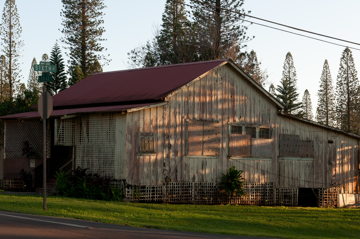 Plantation House, Lanai City