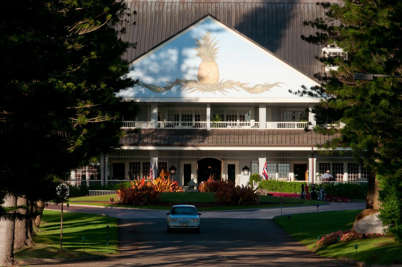The Lodge at Koele on Lanai, Hawaii