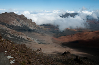 Haleakala National Park, Maui, Hawaii