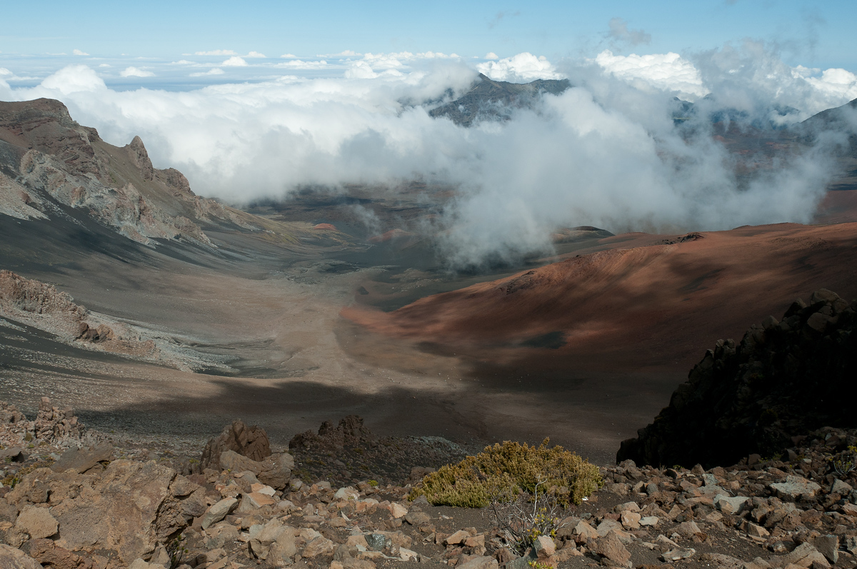 North American National Park #2 - Haleakala National Park, Hawaii
