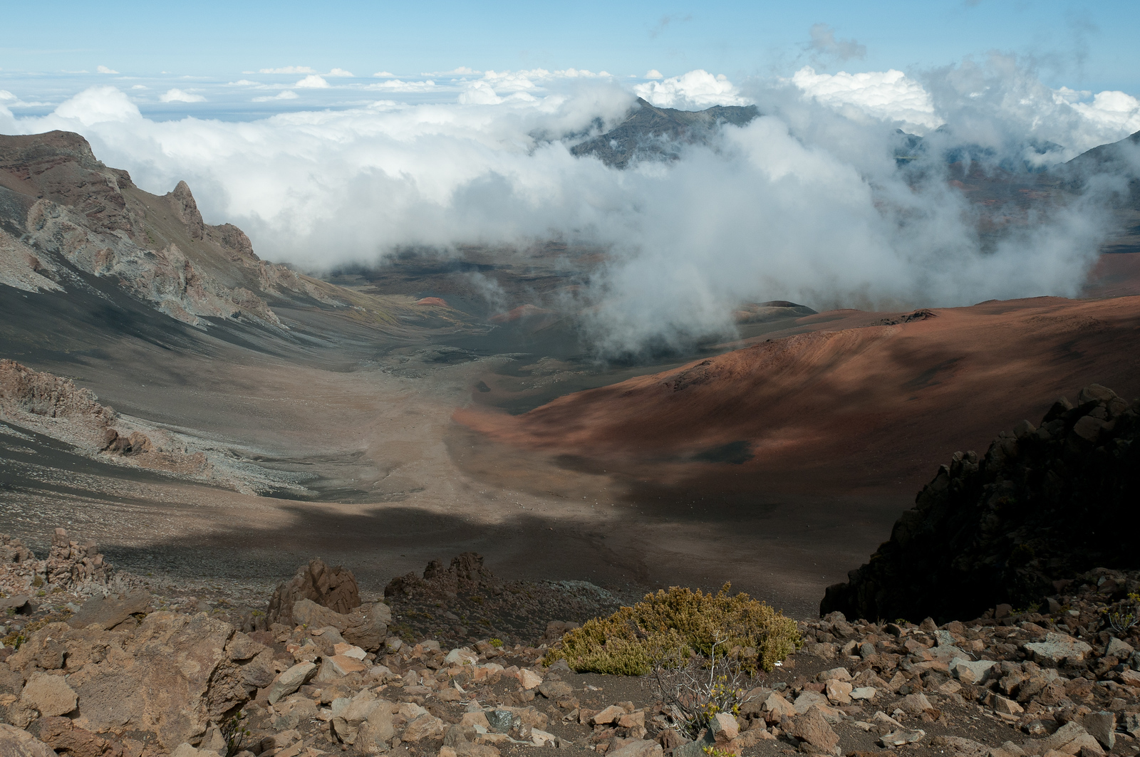 Haleakala National Park, Hawaii
