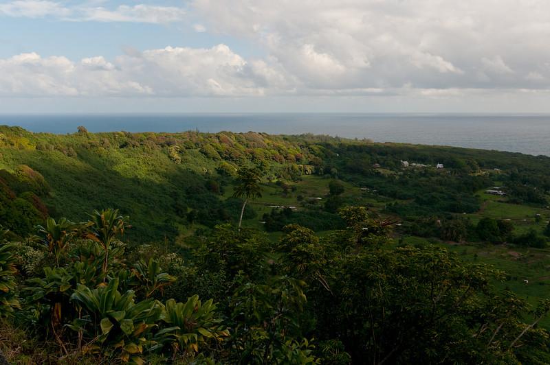 The island of Maui, Hawaii