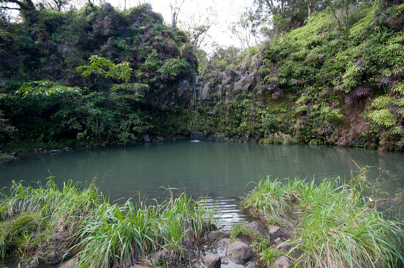 Seven Sacred Pools in Haleakalā National Park, Maui, Hawaii