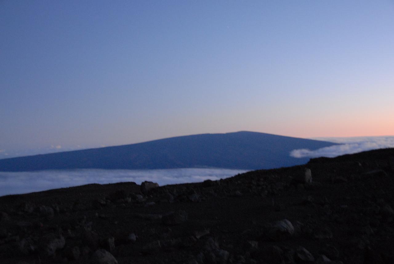 Summit of Mauna Kea, Hawaii