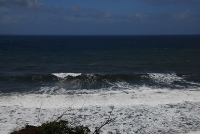 Beach near Pololu Valley, Hawaii