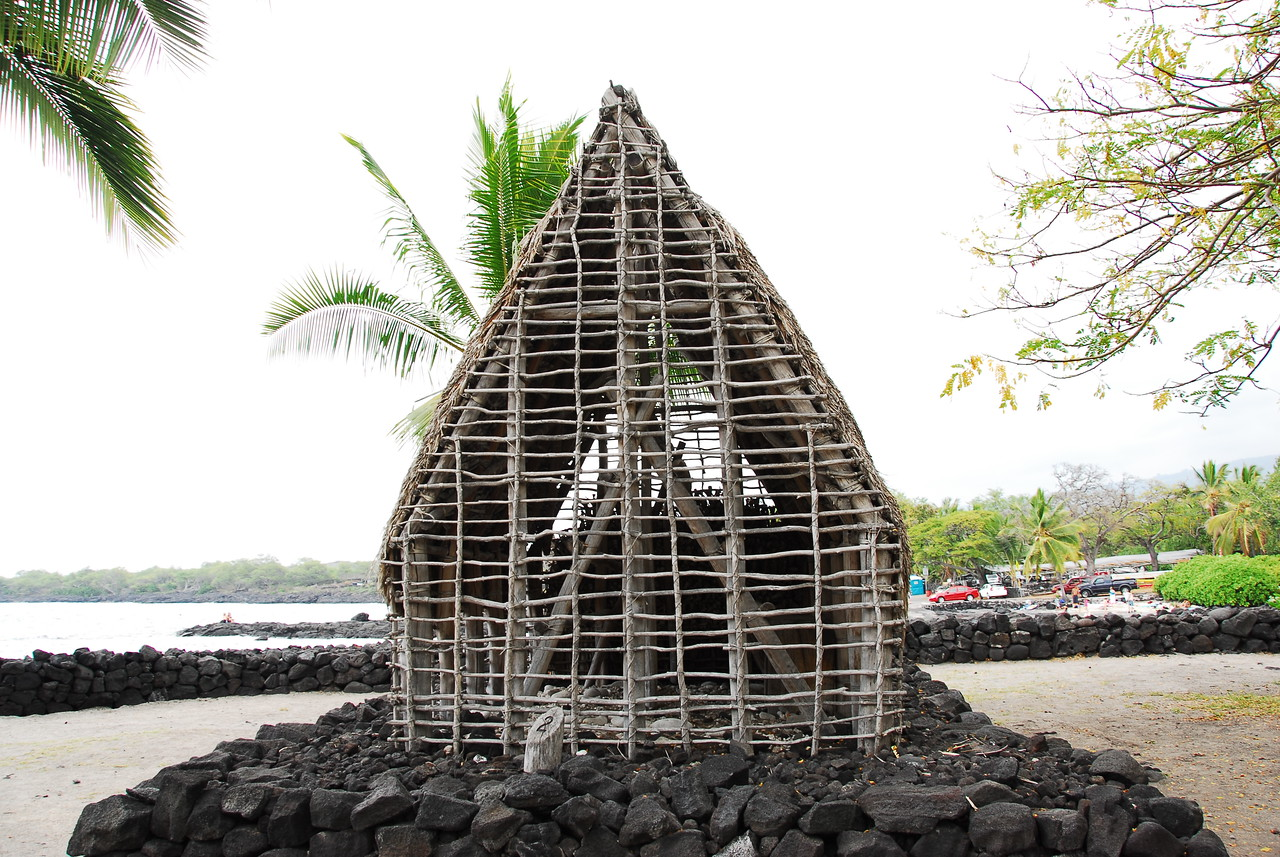Puʻukoholā Heiau National Historic Site, Hawaii