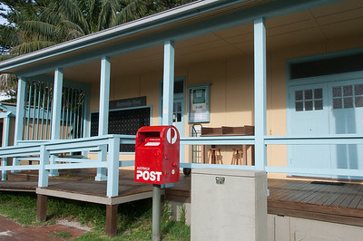 Post office in Lord Howe Island