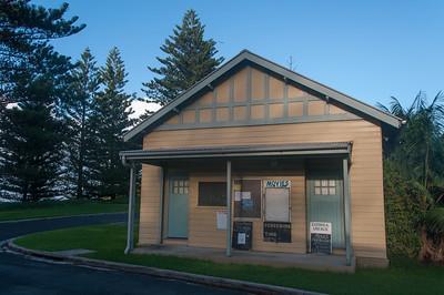 Movie house in Lord Howe Island
