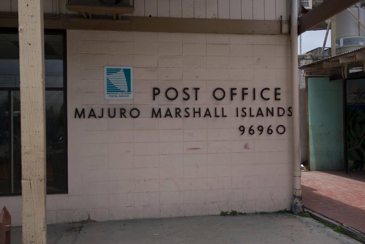 Post Office 96960 - Majuro