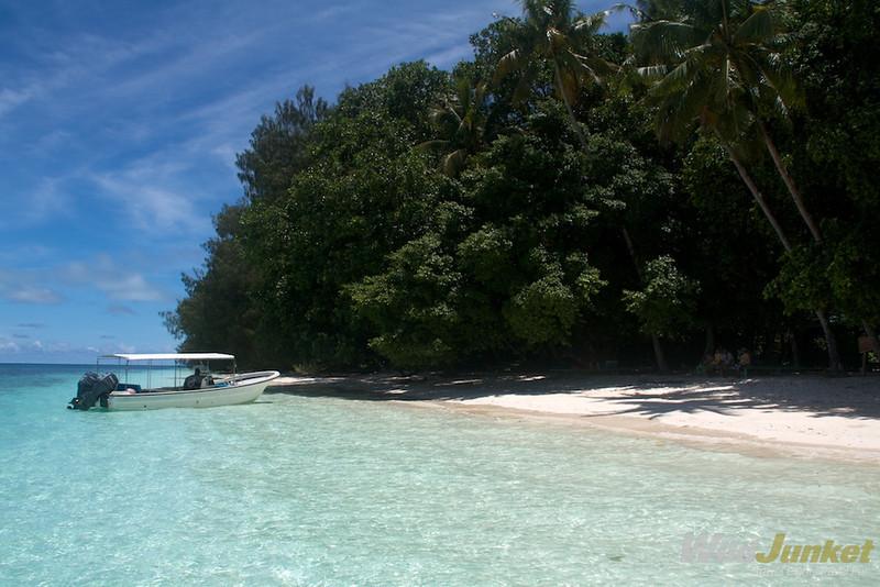Ulong Beach