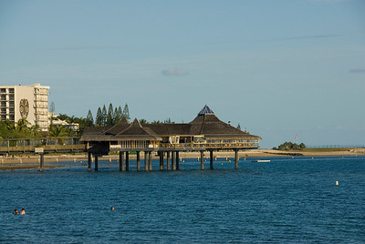 Water Restaurant - New Caledonia