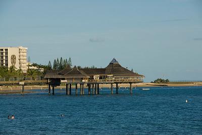 Water Restaurant - New Caledonia