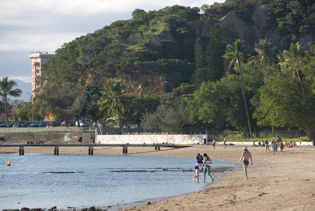 Travel to New Caledonia