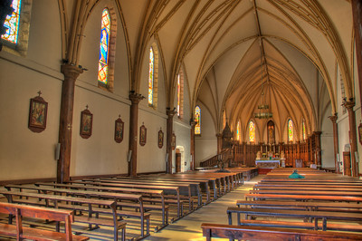 St. Josephs Church, New Caledonia