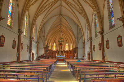 St. Josephs Church 2 - New Caledonia
