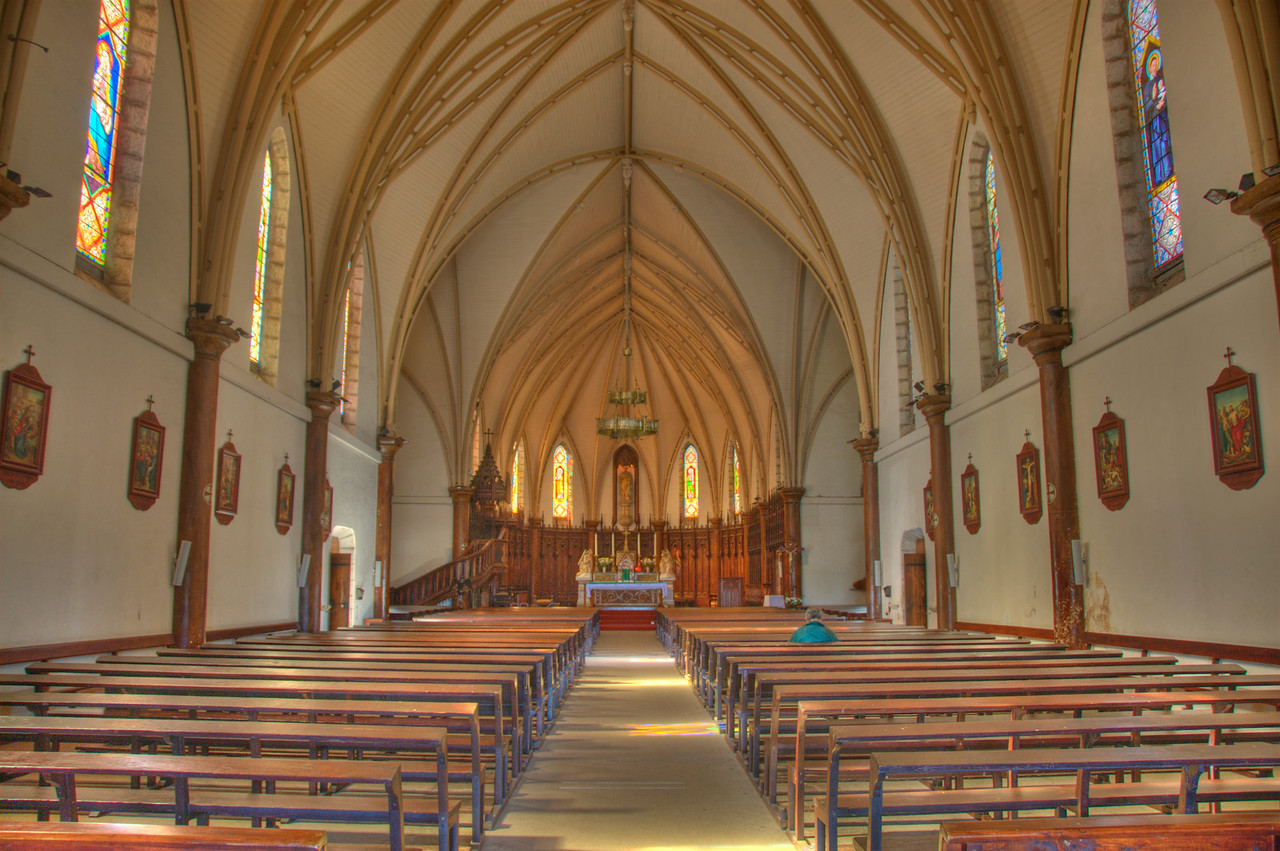 St. Josephs Church 2 - New Caledonia