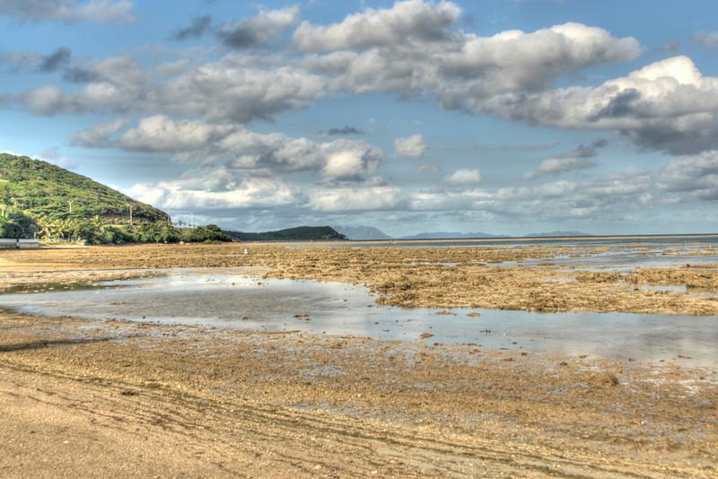 Noumea Shoreline Low Tide HDR.jpg