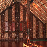 Maori Meeting House – Waitangi Treaty Grounds, New Zealand – Daily Photo