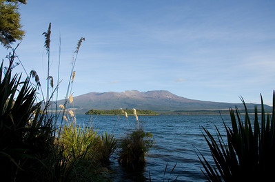 Tongariro National Park, NZ