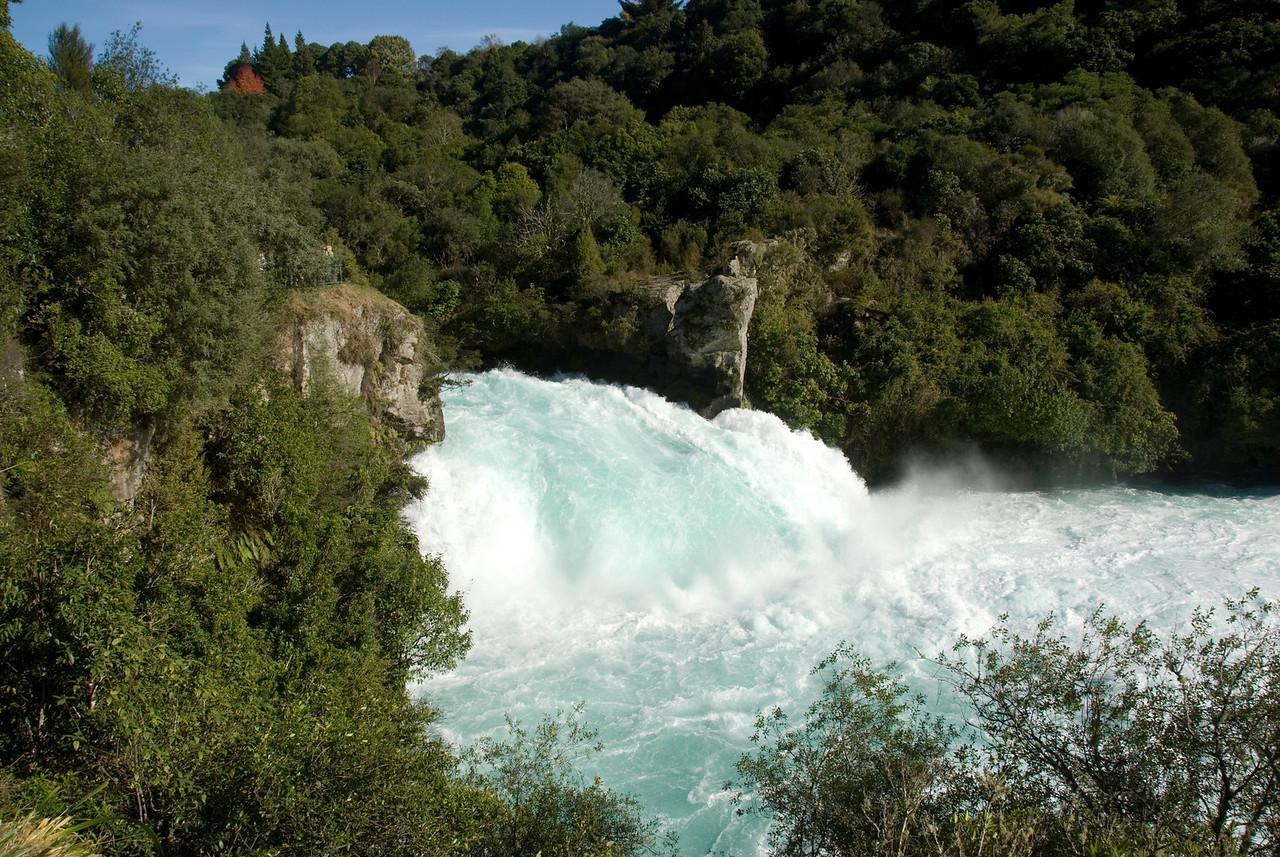 Huka Falls, NZ