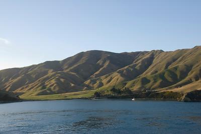 Shore in Queen Charolette Sound
