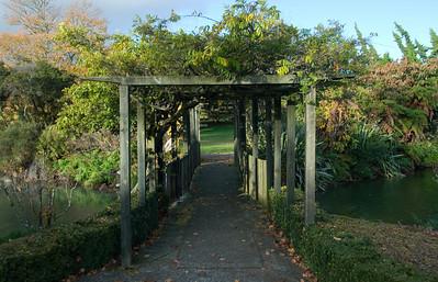 Rorotura City Park Garden