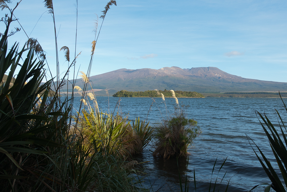 World Heritage Site #3: Tongariro National Park